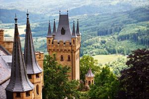 Towers by RitterRunkel