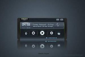 Media Player by ahmedstudio