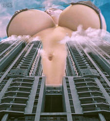 Titties Tower. by GTSX3D