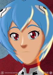 Rei Ayanami (Preview) by Dimaar