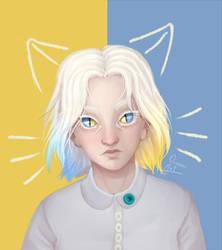 Kitty by Ocurimi