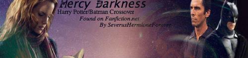 Mercy Darkness Banner-Hermione/Batman by aprilraindelain