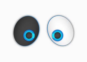 Eyes by jonedar
