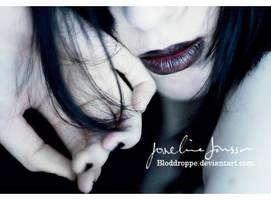 _Lips like morphine. by josefinejonssonphoto