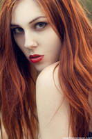 _fiery. by josefinejonssonphoto