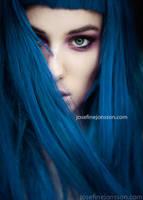 _sapphire. by josefinejonssonphoto