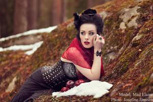 _Mad Elaine. by josefinejonssonphoto