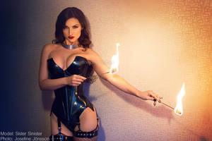 _Fire. by josefinejonssonphoto