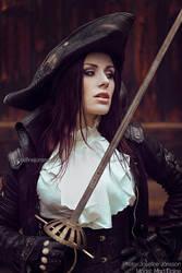 _Aye Captain III. by josefinejonssonphoto
