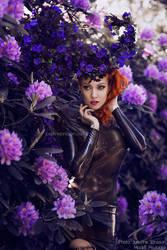 _Rhododendron VI. by josefinejonssonphoto