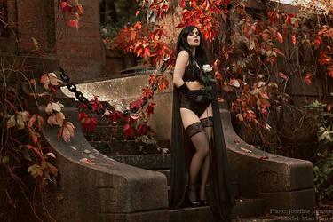 _Lady of the dark IV. by josefinejonssonphoto