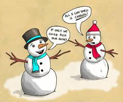 Snow Joke by StooBainbridge