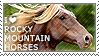 I love Rocky Mountain Horses by WishmasterAlchemist