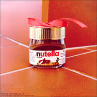 Nutella is Love by WishmasterAlchemist