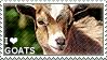 I love Goats by WishmasterAlchemist