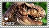 I love Tyrannosaurus Rex by WishmasterAlchemist