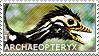 I love Archaeopteryx by WishmasterAlchemist
