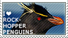 I love Rockhopper Penguins by WishmasterAlchemist