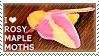 I love Rosy Maple Moths by WishmasterAlchemist