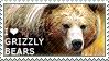 I love Grizzly Bears by WishmasterAlchemist