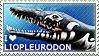 I love Liopleurodon by WishmasterAlchemist
