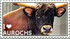 I love Aurochs by WishmasterAlchemist