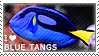 I love Blue Tangs by WishmasterAlchemist