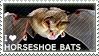 I love Horseshoe Bats by WishmasterAlchemist