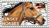 I love Kinsky Horses by WishmasterAlchemist