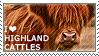 I love Highland Cattle by WishmasterAlchemist