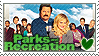 [C.66] Parks and Recreation Stamp for hoqwarts by WishmasterAlchemist