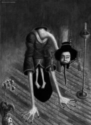 Sacrificed Concubine Ghost by Pyramiddhead