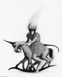 Phillipa The Crackling Rider by Pyramiddhead