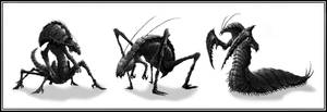 Insectoid_Doom concepts by m-hugo
