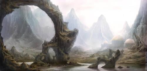 Forgotten Plains by m-hugo