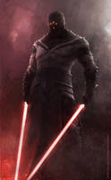 Sith Lord by m-hugo