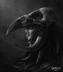 Undead Shaman by m-hugo