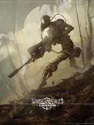 Wastland Tales - Looter by m-hugo