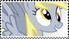 MLP: Derpy Hooves stamp by DivineSpiritual