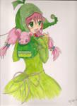 Anime 'random Anime girl' by chamoth143