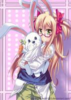 Bunny Girl by chamoth143