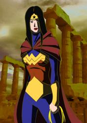 Wonder Woman by degreehan