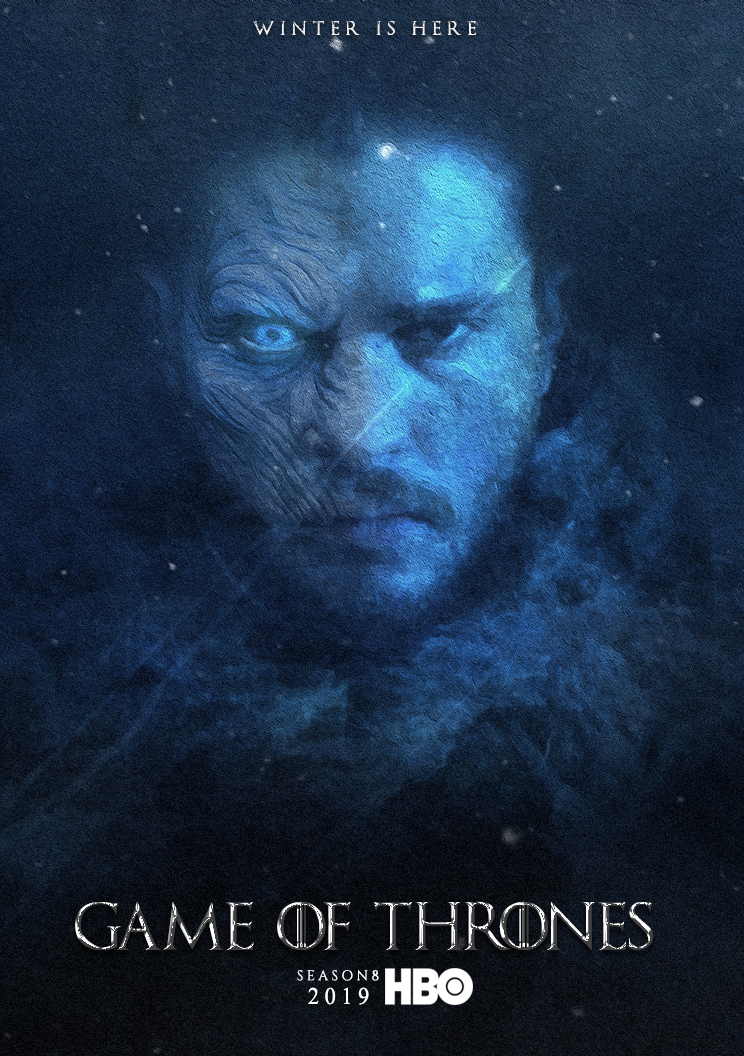 Game of thrones season 8 poster by exoticgeneration21 on deviantart - Game of thrones 21 9 ...