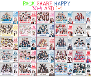 30042018 :: PACK SHARE 30/4 AND 1/5 by Lovelyteam
