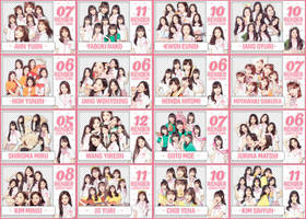 190818 :: PRODUCE48 by Lovelyteam