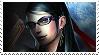 Bayonetta Stamp by GameAndWill