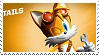Tails-Sonic Boom Stamp by GameAndWill