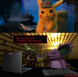 Detective Pikachu Trailer + My thoughts by GameAndWill