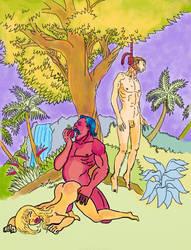 GAUGUIN ORIGINAL SINNER by Christian-Attridge