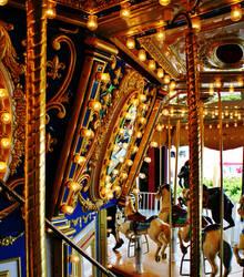 Merry-Go-Round by BlackandWhite1020